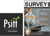 Psitt Etude qualitative Survey Magazine Entretiens