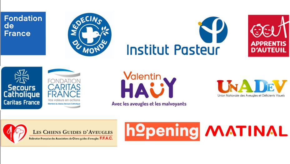 Psitt Etude qualitative Références Clients secteur Fundraising